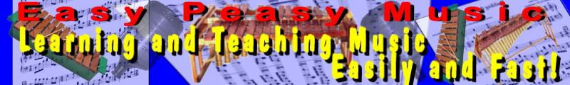 Learning and teaching music made easy and fun